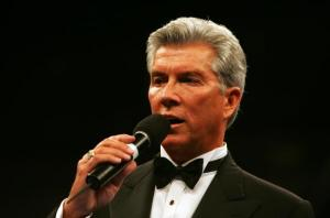 Michael Buffer placed his money on a Morgan vs. Brown championship match.