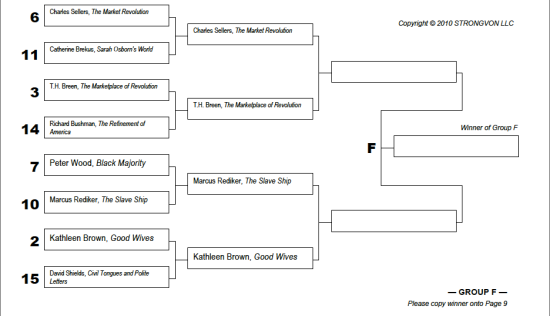 Junto March Madness Round 2, Day 2: Brackets 3 and 4 « The