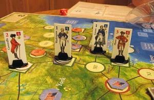 Washington's War close-up