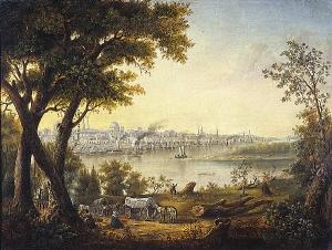 Henry_Lewis_-_Saint_Louis_in_1846