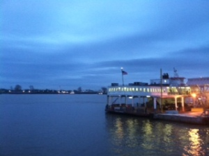 On the Riverwalk, New Orleans (Jan. 2013)
