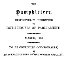 Pamphleteer