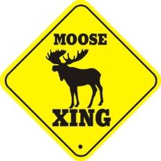 Moose _Cross