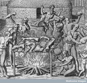 L0005638 Theodo de Bry, Newe Welt und amerikanische Historien ...