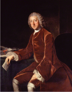 William Pitt the Elder (1754)