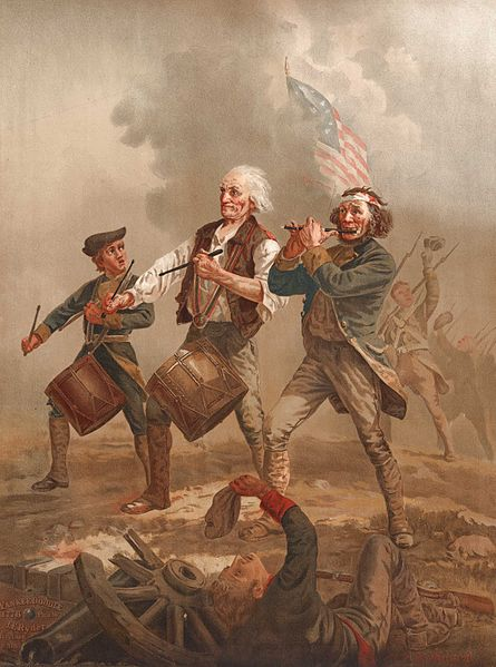 Seriously, though, was the American Revolution a Civil War