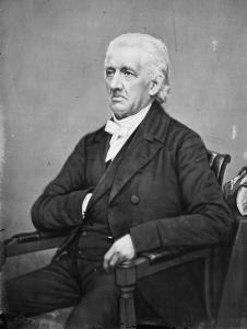 "Connecticut minister Lyman Beecher was not a fan of religious pluralism. He described latitudinarians, Deists, Catholics, Unitarians, and others as ""enemies of het truth."""