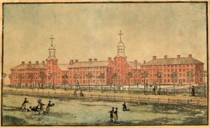 Yale College, 1807