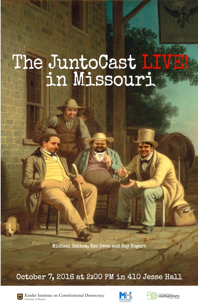 The JuntoCast LIVE in Missouri Poster