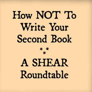How Not To Write Your Second Book LOGO