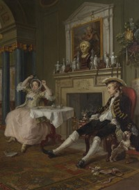 Hogarth Marriage a la Mode