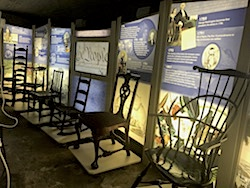 American Museum in Britain Chairs and Timeline