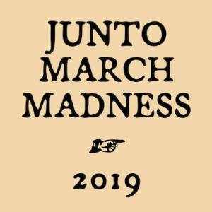 Junto March Madness 2019: Round 1 Winners and Round 2 Voting!