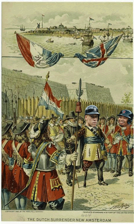The 400-Year-Old Rivalry