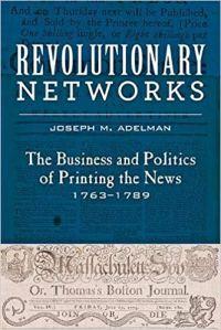 Cover of Revolutionary Networks by Joseph M. Adelman